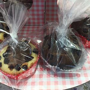 Vaníliás és csokis muffin
